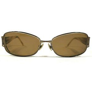 Ralph Lauren Oval Square Gunmetal Sunglasses Frame